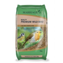 Marriages Premium Wheat Free Wild Bird Food