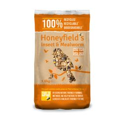 Honeyfields Insect Mealworm Mix