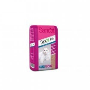 Sanicat Pink Non Clumping Cat Litter