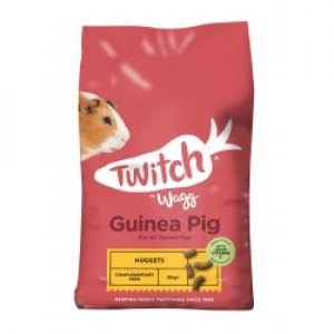 Twitch Guinea Pig Nuggets