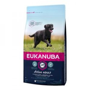 Eukanuba Active Adult Dog Large Breed Chicken