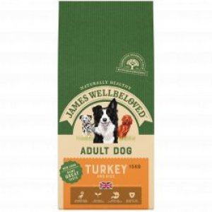 James Wellbeloved Adult Dog Turkey & Rice
