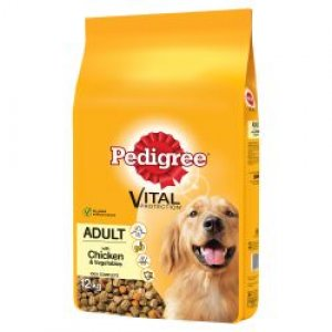 Pedigree Complete Adult Chicken & Veg