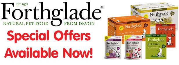 Forthglade Special Offers Available Now