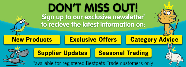 Don't miss out! Sign up to our exclusive newsletter