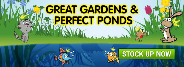 Great Gardens & Perfect Ponds