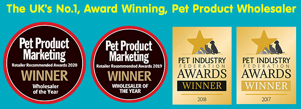 Pet Product Marketing Retailer Recommended Awards 2020
