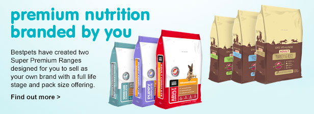 Premium nutrition - branded by you
