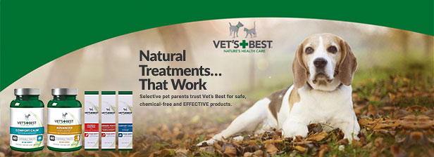 Vet's+Best - Natural treatments that work