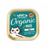 Lily's Kitchen Cat Organic Fish Pate